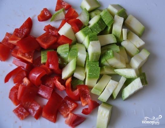 Салат из консервированного тунца с рисом - фото шаг 1