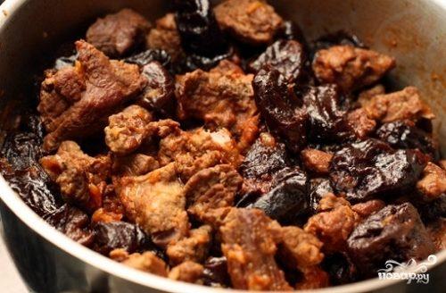 Мясо по-кубански