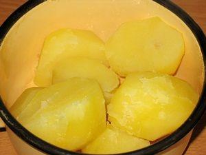 Рецепт Пирожки с грибами и картошкой