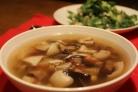 Суп из дождевиков