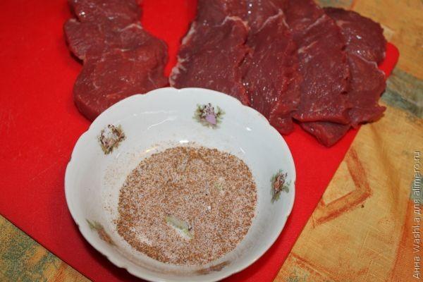 Стейк из говядины - фото шаг 4