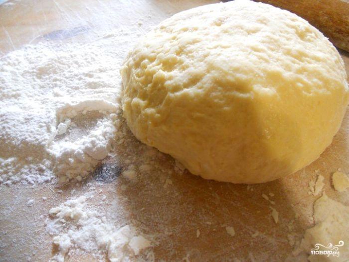 Домашние пончики - фото шаг 2