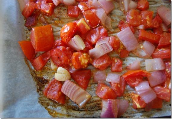 Простой салат из баклажанов - фото шаг 11