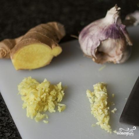 Говядина с брокколи - фото шаг 2