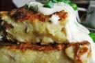 Бабка картофельная с мясом