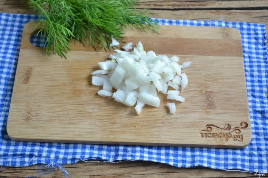Куриная грудка в соусе на сковороде - фото шаг 4