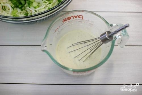 Капустный салат - фото шаг 2