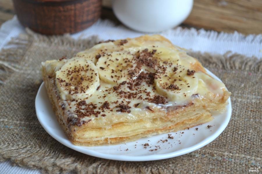 Печенье с вареньем из слоеного теста рецепты 126