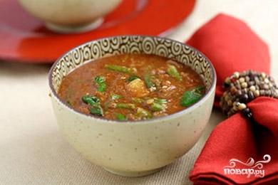 быстрый и вкусный рецепт супа харчо