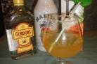 Коктейль с кокосовым ликером