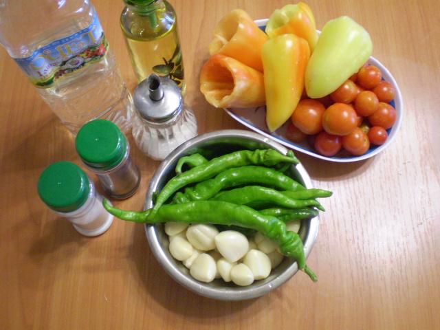 Рецепт Аджика консервированная
