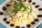 Диетический салат с курицей