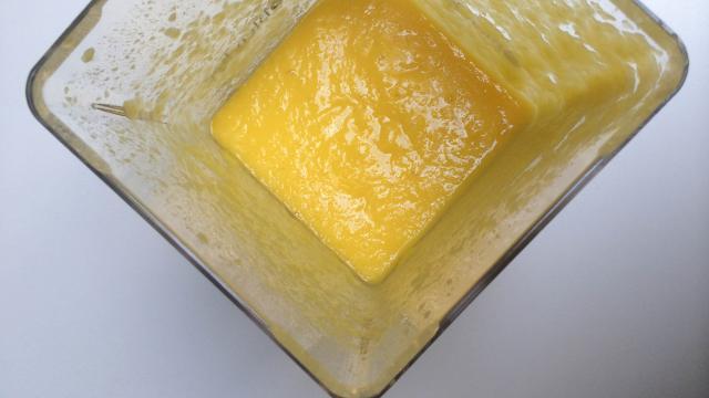 Напиток из манго - фото шаг 5