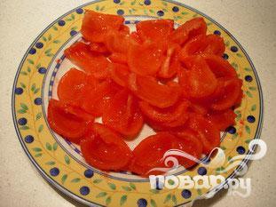 Фасоль с помидорами - фото шаг 1