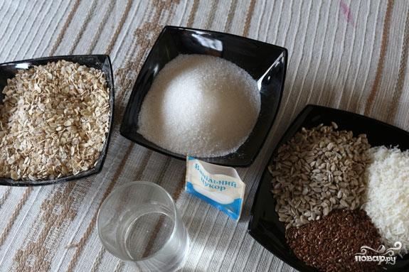 Веганское печенье - фото шаг 1