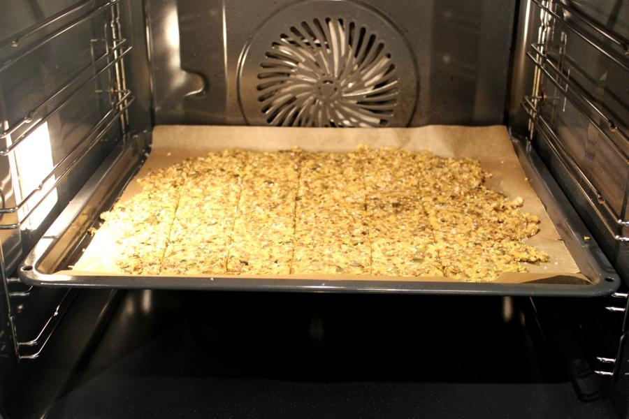 Кукурузные хлебцы - фото шаг 3