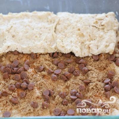 Печенье с корицей и шоколадом - фото шаг 2
