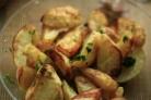 Картофель по-деревенски в аэрогриле