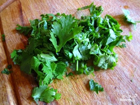 Салат с тунцом и огурцом - фото шаг 3