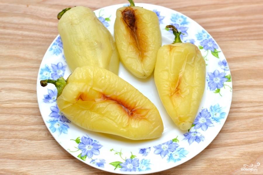 Рецепт Салат с брынзой и овощами
