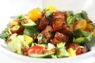 Салат из мяса свинины