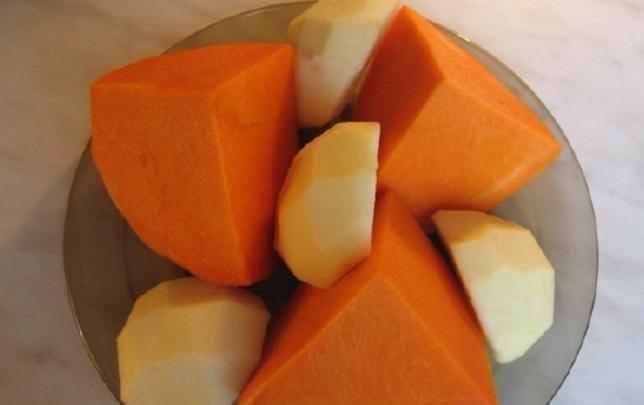 Рецепт Оладушки из тыквы