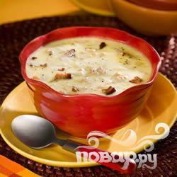 Рецепт Английский суп с моллюсками