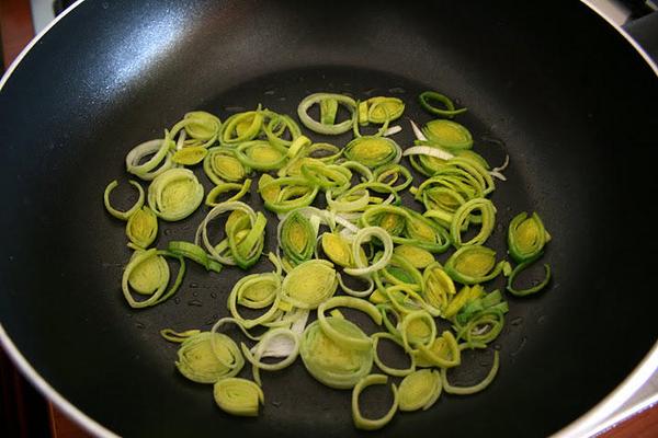 Вегетарианский суп из овощей - фото шаг 1