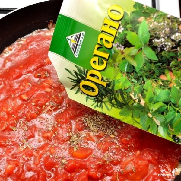 Томатный соус для спагетти - фото шаг 5