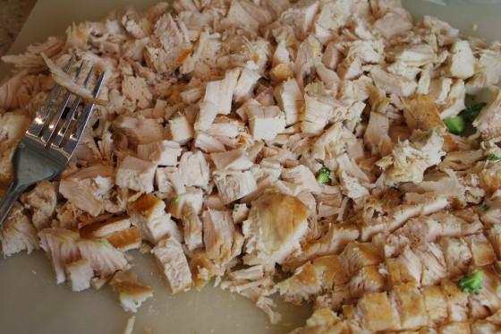 Рецепт Запеченное куриное филе с брокколи