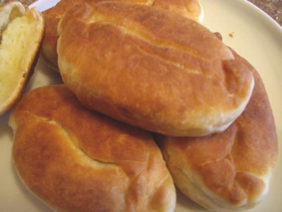 Пирожки на молоке - фото шаг 4