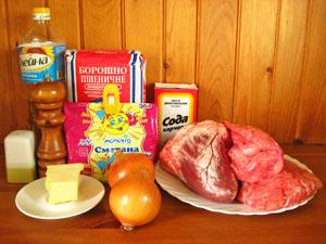 Рецепт Вареники с ливером