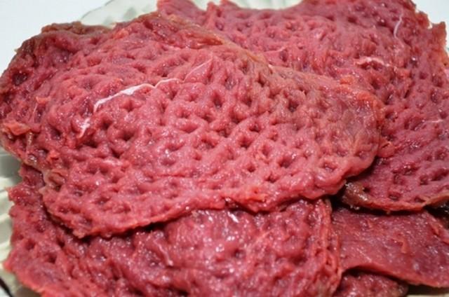 Рецепт Отбивные из говядины в кляре