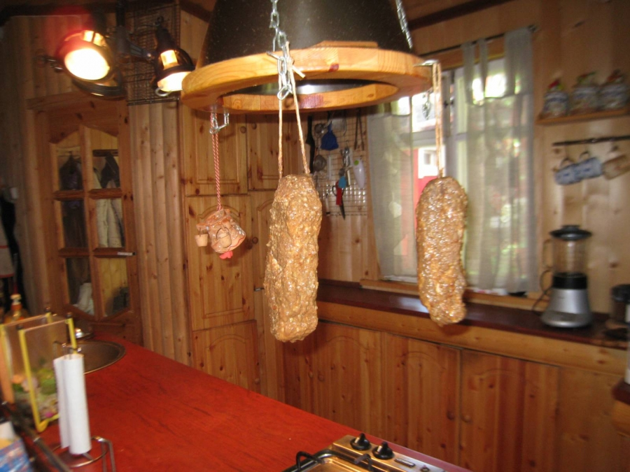 Сыровяленая свинина - фото шаг 4