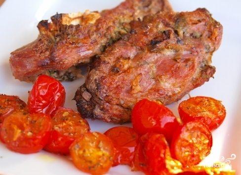 Рецепт Маринад для баранины в духовке