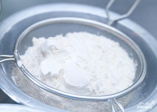Вишневый бисквит - фото шаг 4