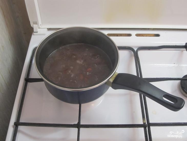 Рецепт Паштет из красной фасоли