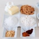 Рецепт Имбирное печенье с кремом