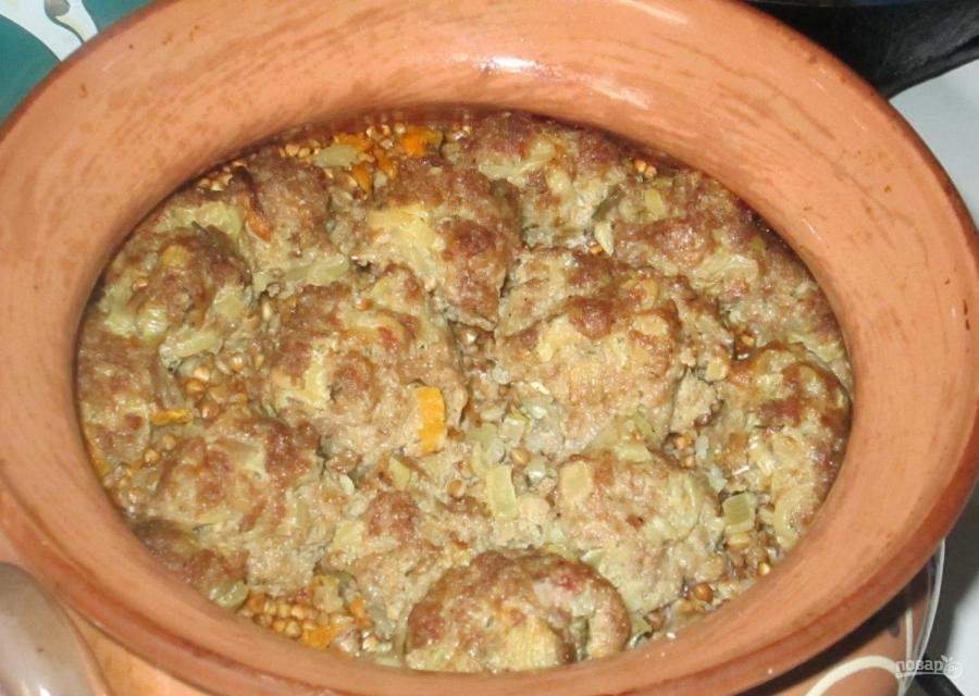 Блюда в горшочках с фаршем в духовке рецепты с пошагово