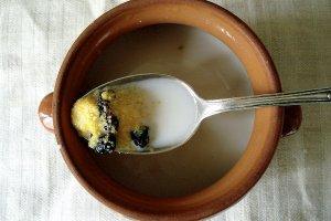 Вегетарианский завтрак - фото шаг 4