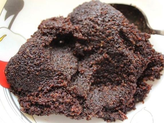 Постный пирог с маком - фото шаг 3