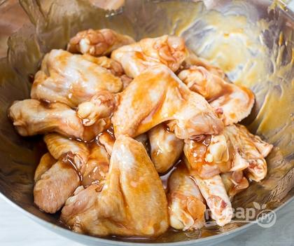Утка с соевым соусом в духовке пошаговый рецепт 3