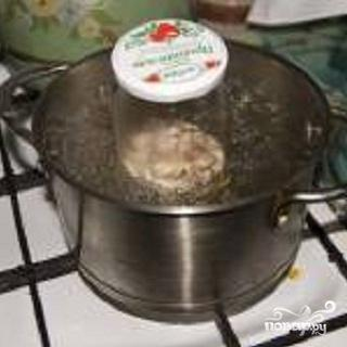 Печень налима на водяной бане - фото шаг 3