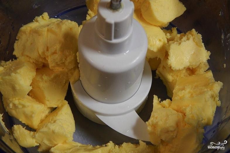 Песочное тесто для печенья - фото шаг 1