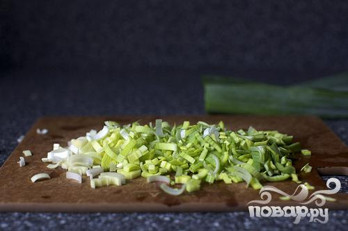 Картофельный суп с чесноком - фото шаг 3