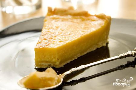 Пирог с манго - фото шаг 6