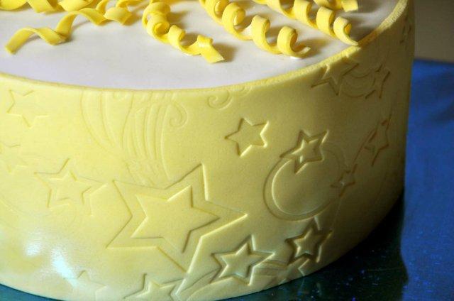 Торт на 18 лет - фото шаг 7