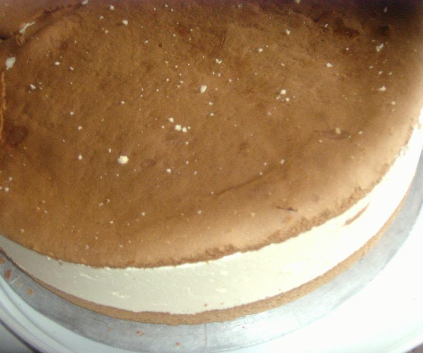 "Торт ""Жасмин"" - фото шаг 4"