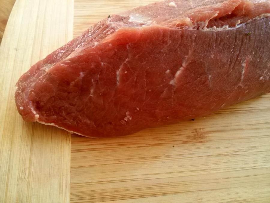 Ростбиф из говядины классический рецепт - фото шаг 2
