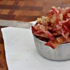 Рецепт Кукурузные маффины с беконом